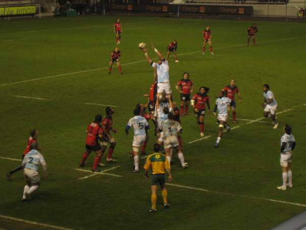 RCT-MONTPELLIER (TOP 14) (31-19) 2